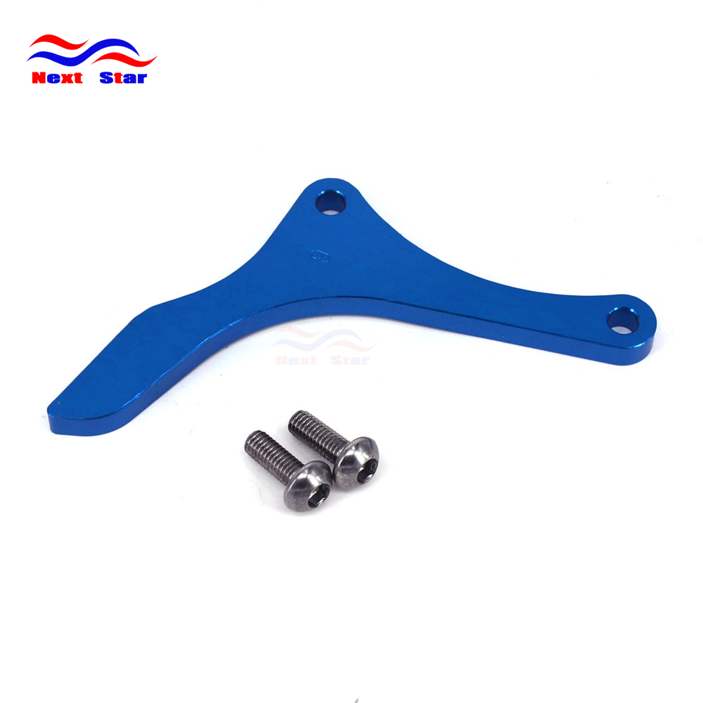 Motorcycle Engine Case Saver Protector CNC Aluminum For Yamaha YZ450F 2006-2013 WR450F 2007-2015