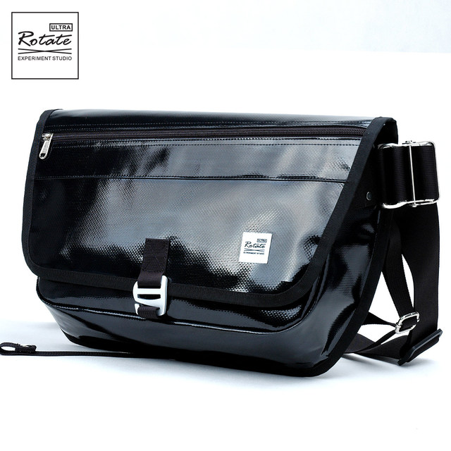 6466894d2aab Rotate freitag bags waterproof fabric Small messenger bag man bag female messenger  bag