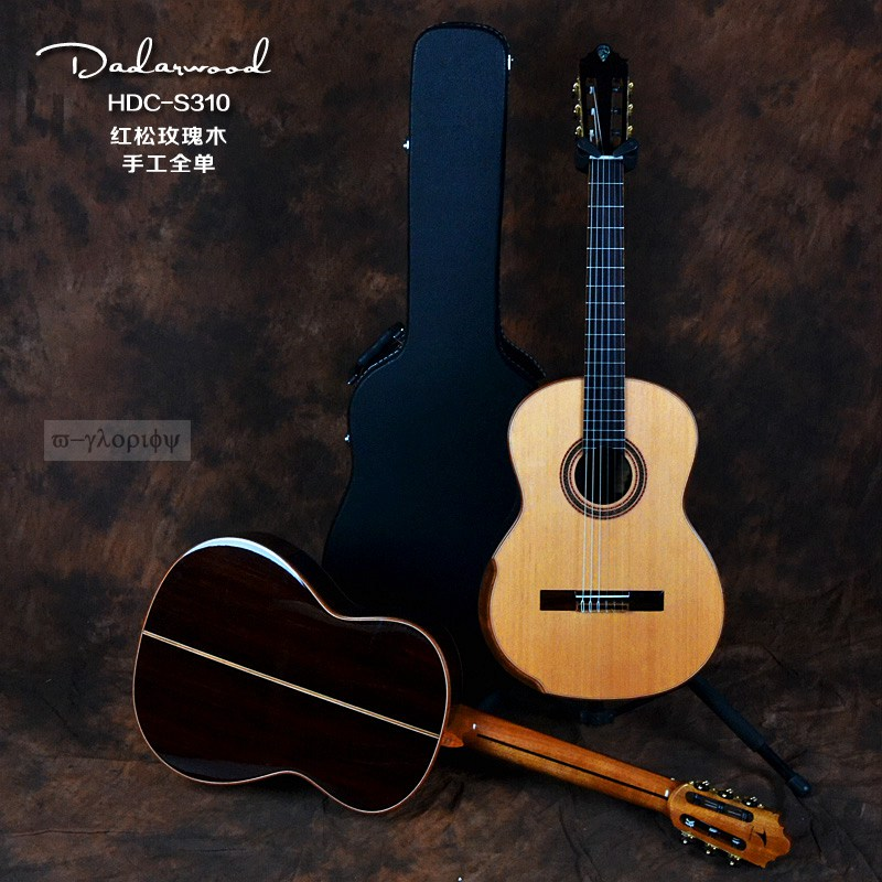 full solid wood performance classic guitar with free hard case performance cutway classic guitar with hard case