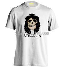Izzy Stradlin Mens & Womens Summer Cotton T shirt Printing T Shirt