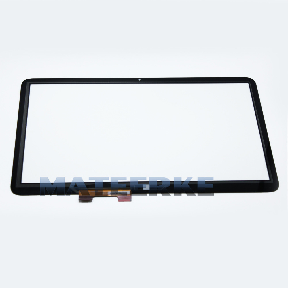NEW For HP Envy 15U 15-U010DX x360 2-in-1 15.6 1080P Laptop Touch Screen Digitizer Glass Replacement new laptop adapter for for hp envy x2 20w 15v 1 33a