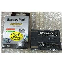 SB-L110 SBL110 SB-L220 SBL220 SB-L70 SBL70 L110 L220 lithium batteries L70 Digital camera battery L110 For SAMSUNG VP-26i SCD103