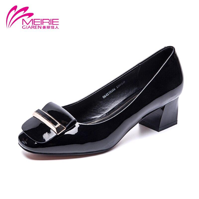 MeiRie S 2017 wholesale style new design woman pumps shoes fashion sweet bowtie slip on shoes