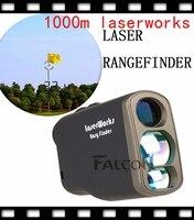 Hot Sale 1000M Hunting Golf Laser Range Finder Waterproof Rangefinder Distance Measurement
