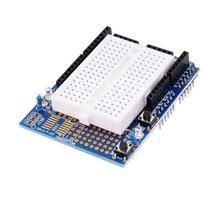 5pcs/lot UNO Proto Shield prototype expansion board with SYB-170 mini breadboard based For ARDUINO UNO ProtoShield