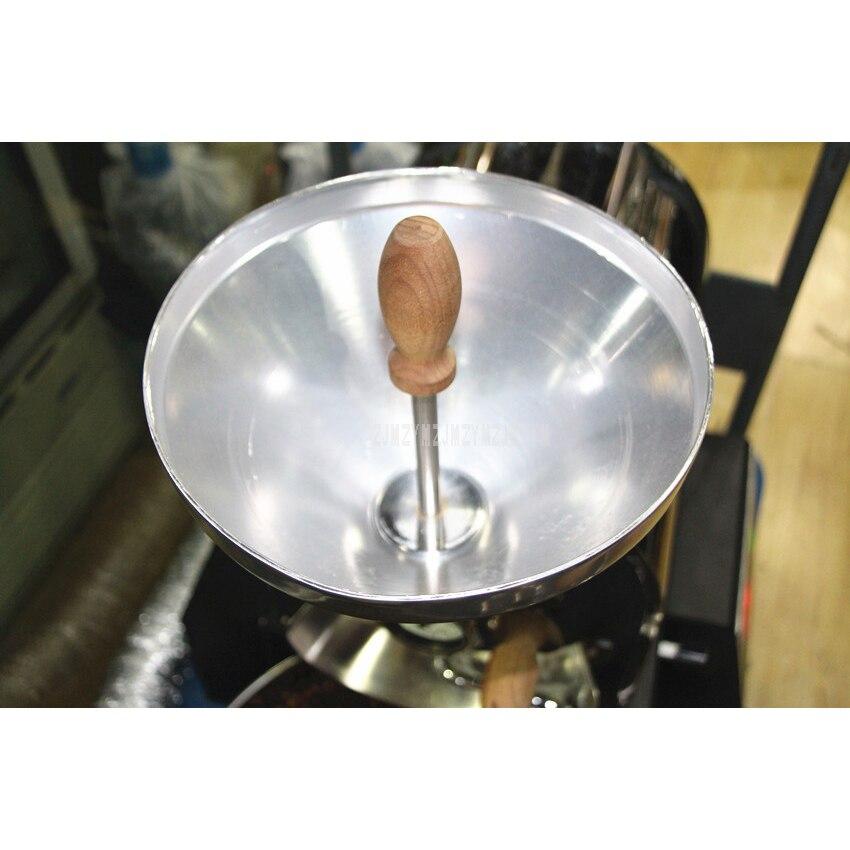1KG Capacity Electric Coffee Roasting Machine Commercial Professional Coffee Bean Roaster Roasting Machine 220V/110V WB-A01 5