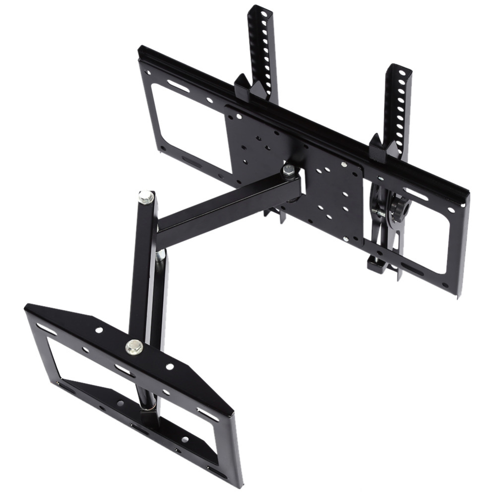 lcd tv display rack support 26 to 52 inch tv stand wall mount stand bracket free shipping in. Black Bedroom Furniture Sets. Home Design Ideas