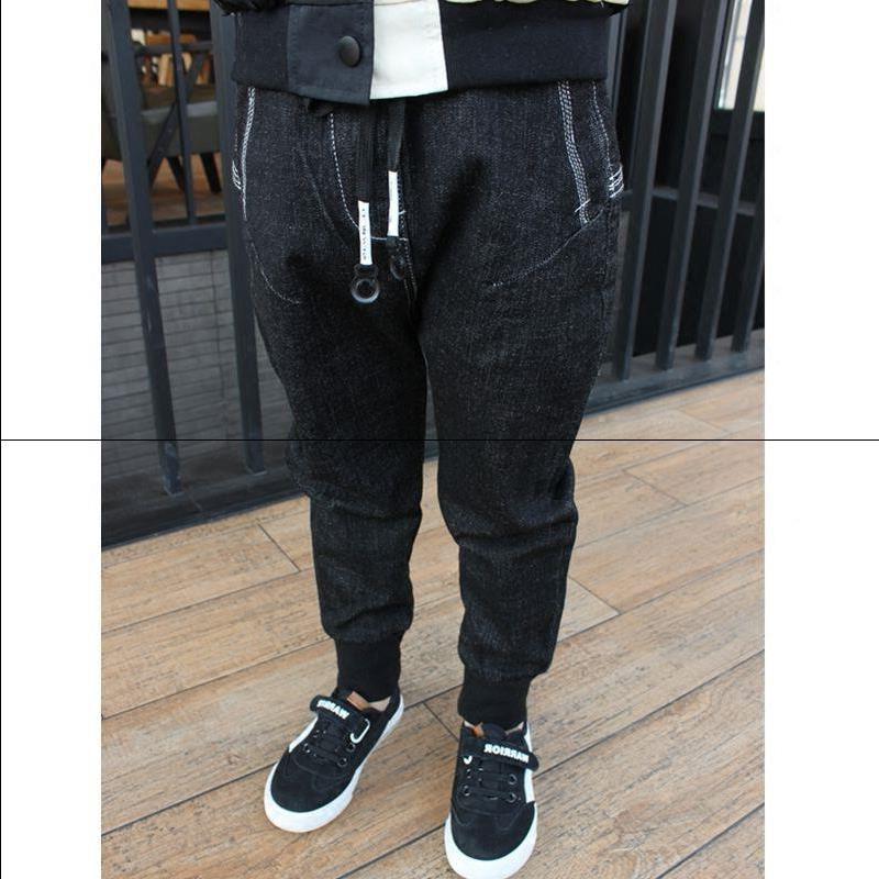 2019 Frühling Herbst Jungen Lose Mode Jeans