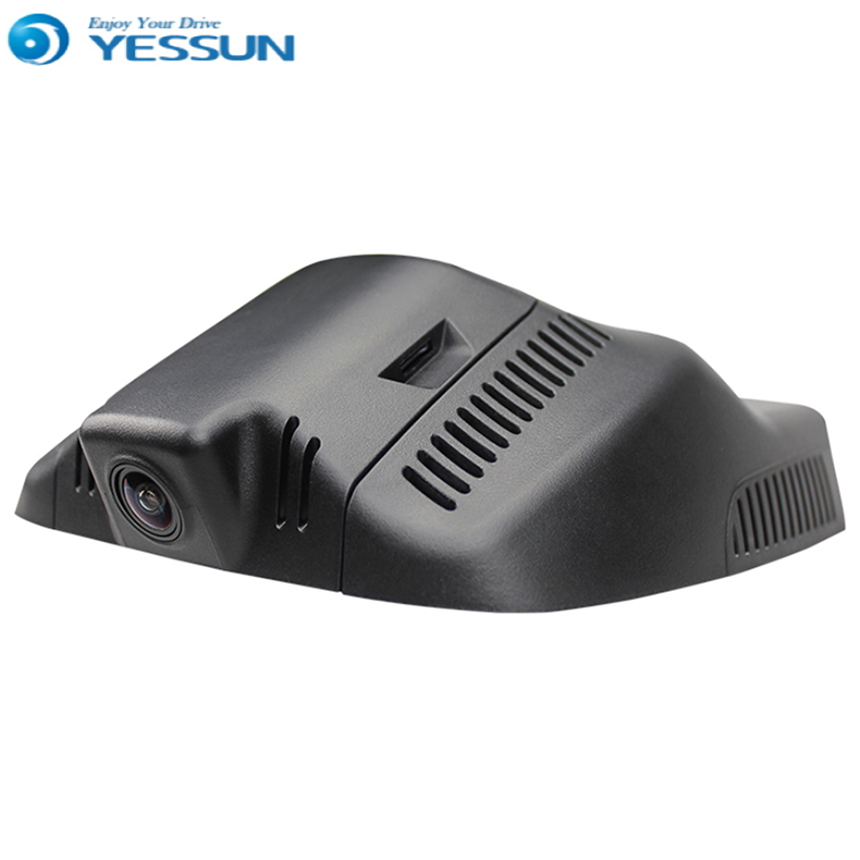 YESSUN For Benz GLK 260 300 350 2011-2015 Driving Recorder Car Dvr Mini Wifi Camera Car Dash Cam Video Recorder Black Box