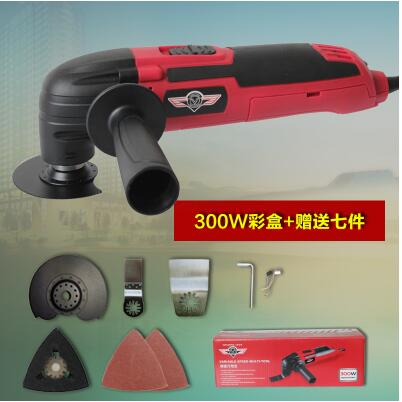 New Arrival updated 300W DIY Power electric Tool multifunction finisher home planer cutter trimmer disc woodworking