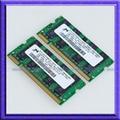 Микрон 4 ГБ 2x2 ГБ PC2-5300 DDR2-667 667 МГц SO-DIMM 200pin ddr2 667 Памяти Ноутбука Ноутбук 4 Г RAM sodimm Бесплатная Доставка