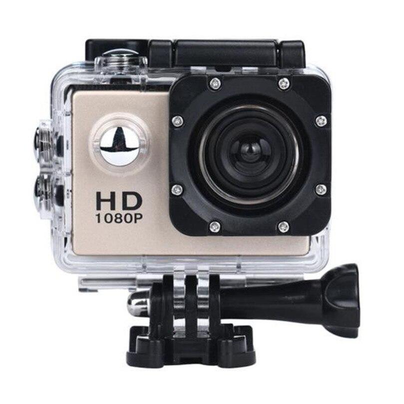 Malloom 2017 2 Pouces Mini Waterproof Sport Enregistreur De Voiture DV Caméra Caméscope 1080 P Full HD DV multi fonction En Gros