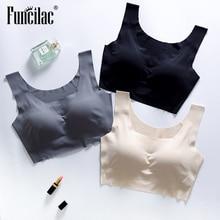 Bras for Women Active Bra Athletic Fitness Seamless Brassiere Plus Size Women Bra Sexy Lady Lingerie Breathable Girls Underwear