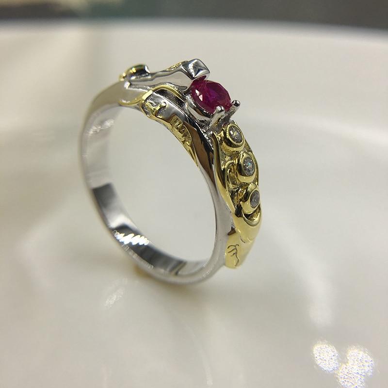 LoL Game Theme Jewelry Ring Khada Jhin 925 Silver Sterling Ring Free Custom Letter недорого