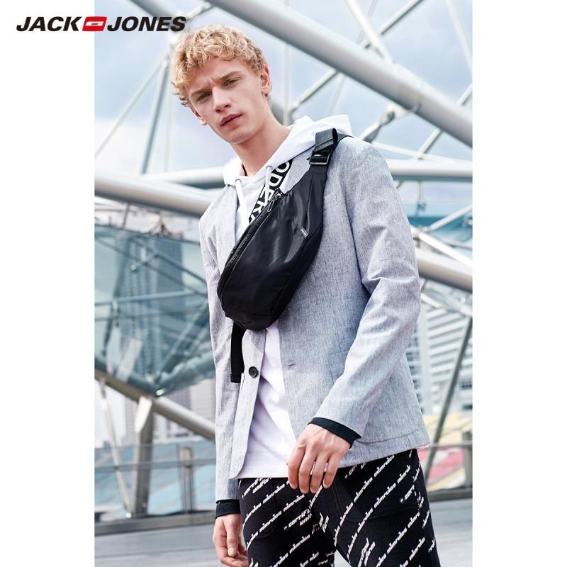 JackJones Men's Cotton Suit Blazer Casual Style Jacket Menswear 219108515