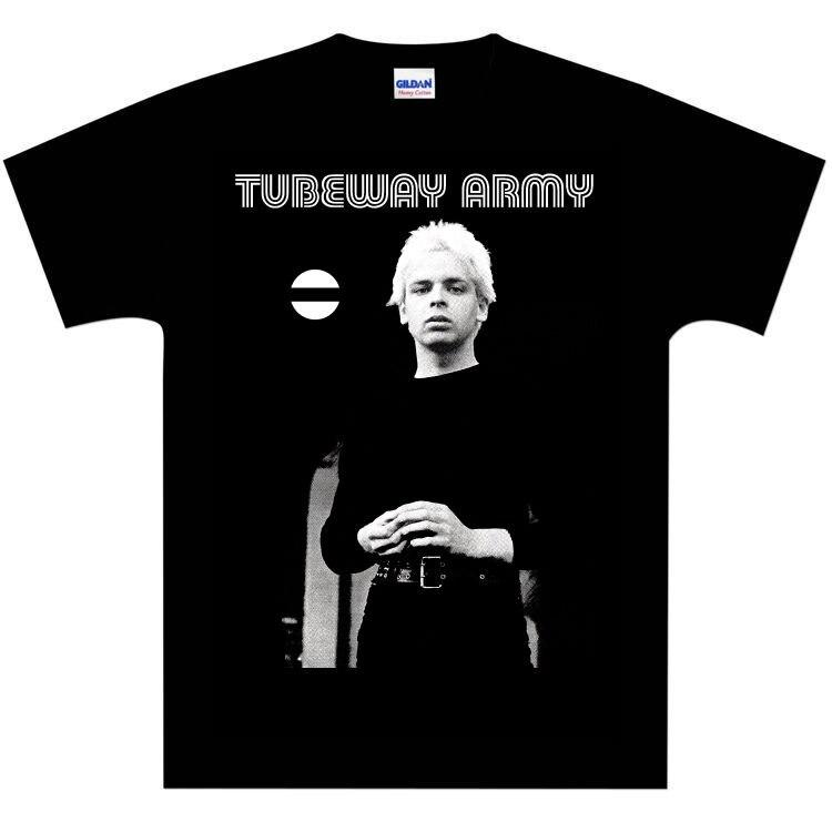 Tubeway Army (Gary Numan) Bombers / Thats Too Bad Era T-Shirt TATEE2 - NEW Newest 2018 T Shirt Men T Shirt