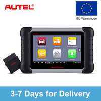 Autel Autel MaxiCOM MK808BT OBD2 Scanner automatique outil de Diagnostic EOBD voiture Diagnostic Automotivo Scanner mieux que le lancement X431