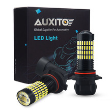 AUXITO 2x H8 H11 LED Fog Light HB4 LED Bulb DRL Auto Lamp For BMW E46 E39 E36 E90 E60 F30 F20 F10 E30 E34 E53 E87 E92 X5 E53 E70