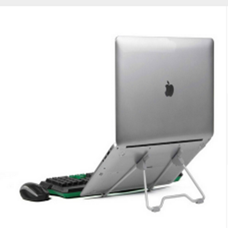 New Cooler Stand Multifunctional Folding Portable Laptop Stand Adjustable Stand Notebook Universal Metal Bracket For Laptop