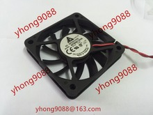 Free Shipping For DELTA EFB0612HA DC 12V 0.18A, 2-wire 60mm 60x60x10mm Server Square cooling fan