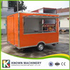 2017 KN 300 New Style Australia Standard Snack Food Trucks Mobile Food Trailer With Free Shipping