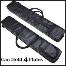 Bag Flutes Xiao-Case Musical-Instrument Flauta Cover Pouch Dizi Traditional Can-Hold-4