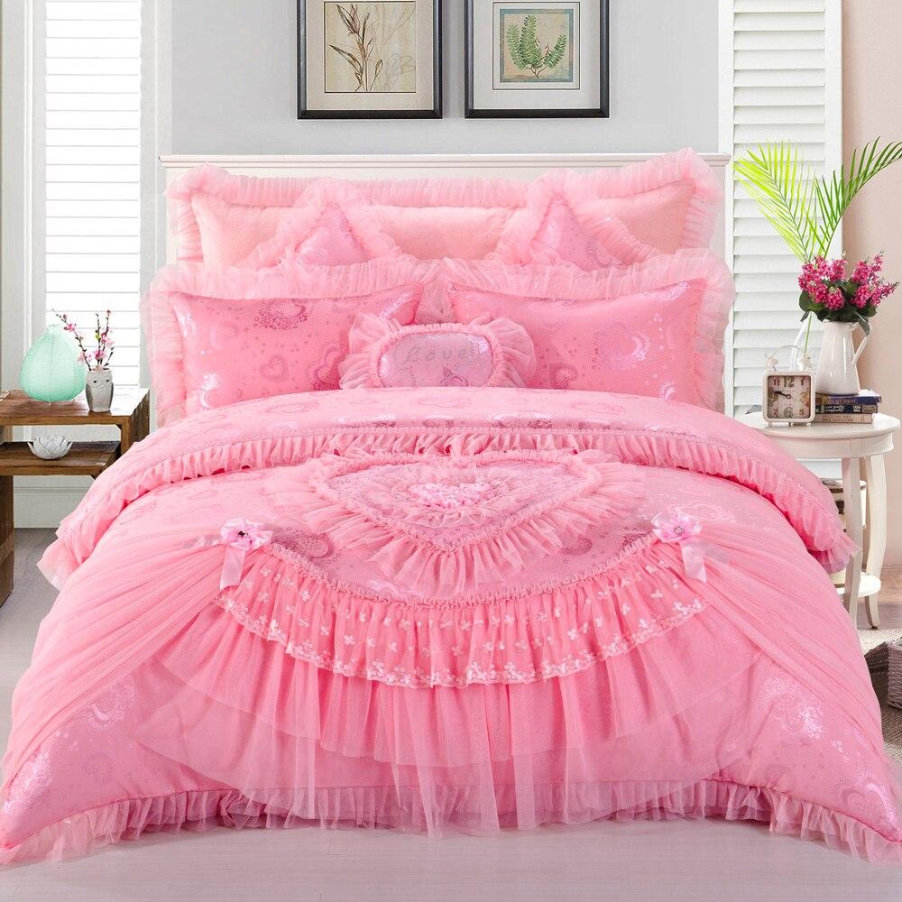 Online kaufen großhandel prinzessin rosa betten aus china ...