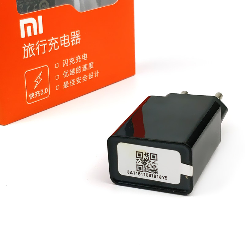 Image 5 - Original EU xiaomi mi6 Charger qc 3.0 Quick Charge adapter usb type C cable for mi 5 5s 6 8 se mi8 mi5 mi5s mix 2 2s a2 max 2 3-in Mobile Phone Chargers from Cellphones & Telecommunications