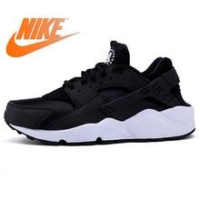 1e67a321d Original Authentic Nike Air Huarache Anti-Slippery Cushioning Women Running  Shoes