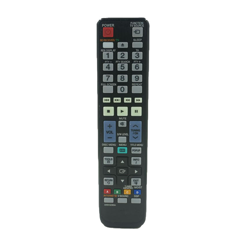 NEW Original Quality High For Samsung Blu Ray LCD TV universal remote control AH59 02303A Compatible HT C5200 HT C5800|remote control|remote control controller|remote control for samsung - title=