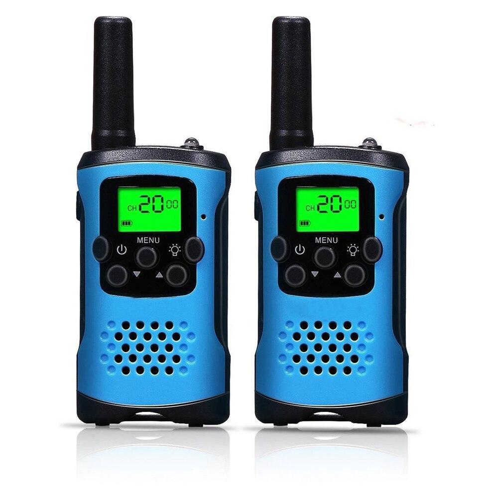 2 Pcs Two Way Radio Kinder Walkie Talkie für Motorola Mini kinder outdoor selbst fahren walkie talkie Gadget up zu 6 km