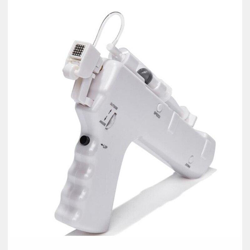 DHL Mesogun 25D Vanadium Titanium Microcrystal Machine High Pressure Facial Restoration Meso Gun Moisturizing Skin Care Tool