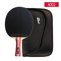 Original4002/4006 прямой/Горизонтальный захват лезвия для настольного тенниса ракетки спортивные ракетки для пинг-понга Ракетки DHS