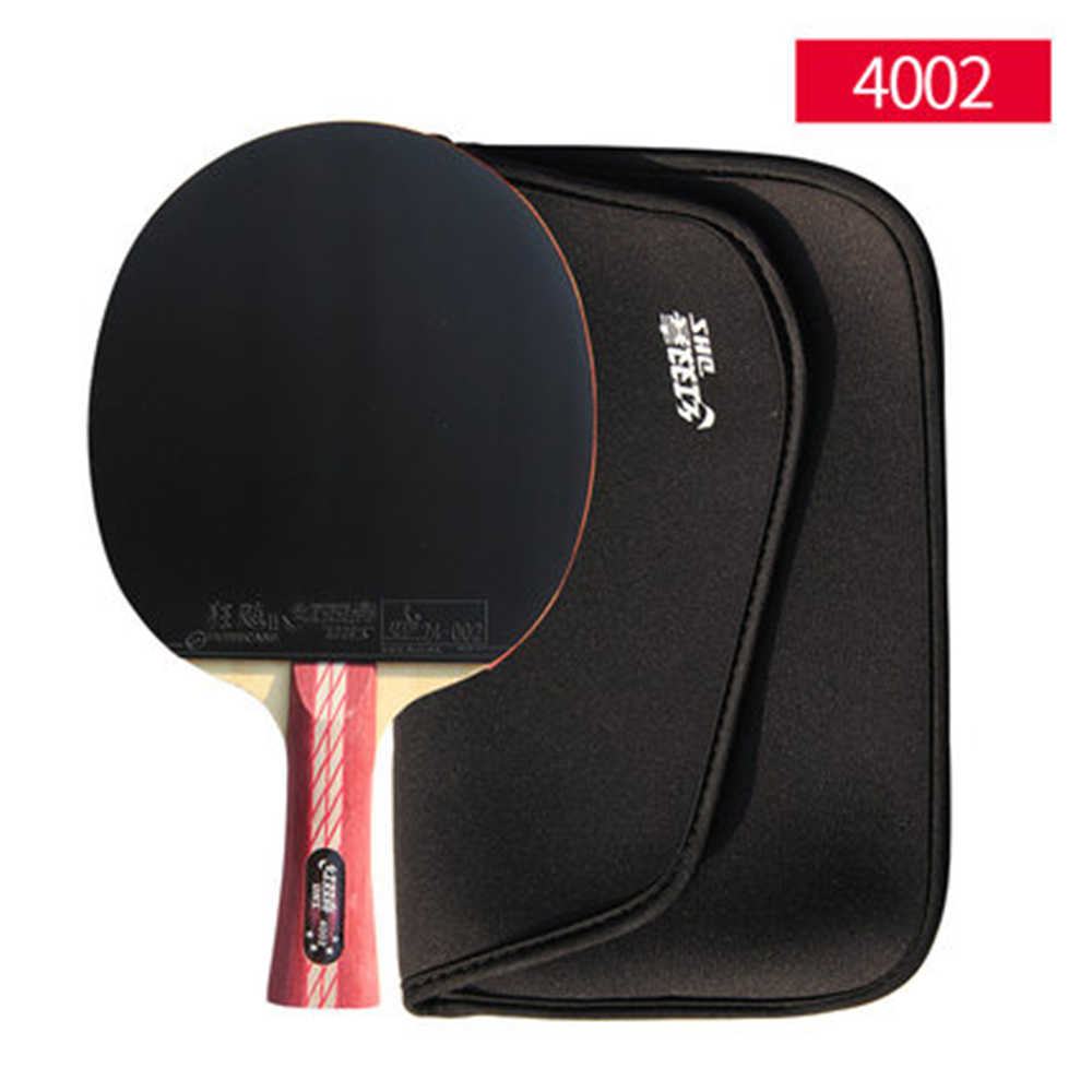 Original4002/4006 Straight/Horizontal Grip table tennis blades table tennis rackets racquet sports ping pong paddles dhs rackets потолочная люстра globo tieka 56185 3d