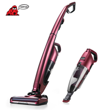 PUPPYOO Cordless Stick Vacuum Cleaner 2 in 1 Rechargeable Handheld Vac WP511