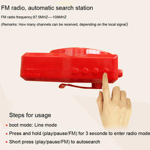 Image 3 - JINSERTA Portable Voice Speaker Mini Wireless Voice Amplifier with LED Display Support USB TF Card FM Radio for Teacher