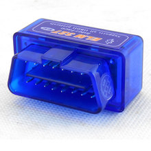 MIni Bluetooth ELM327 OBD2 On Board Diagnostic Adapter OBD ELM 327 OBDII Work for Android Torque