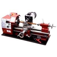 JF 400 Buddha Beads Processing Hand String Miniature Lathe Machine with 4 Jaw 120mm Chuck