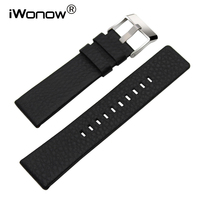 Genuine Leather Watchband 20mm 24mm 26mm 28mm For Diesel DZ7313 22 7257 Watch Band Wrist Strap