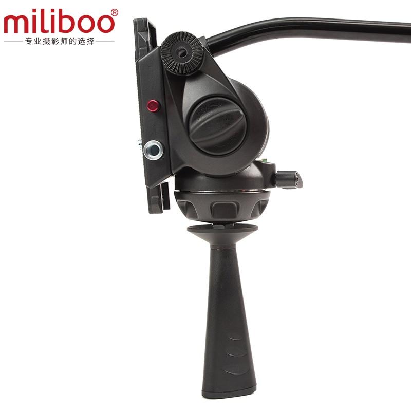 miliboo MYT802 ბაზის ფლუიდი სითხე - კამერა და ფოტო - ფოტო 4