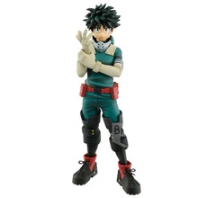 Original Banpresto My Hero Academia Age of Heroes Deku Figure Brinquedos Figures