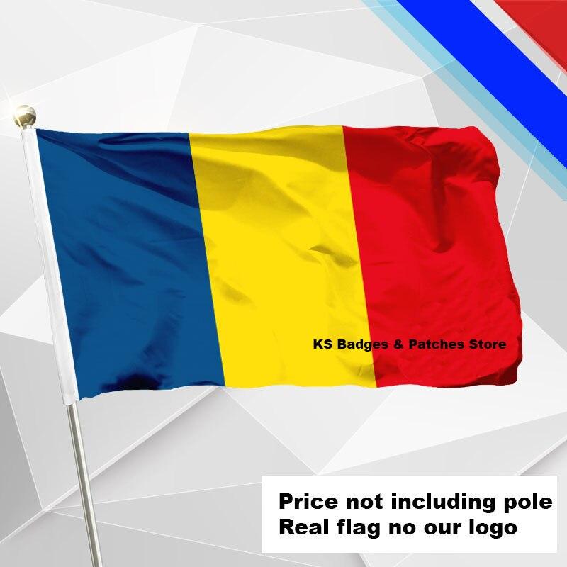 3x5ft #1 288x192 #2 240x160 #3 192x128 #5 96x64 #6 60x40 #7 30x20 Ks-0109-c Reine WeißE WunderschöNen Rumänien Flagge Fliegen Flagge #4 144x96
