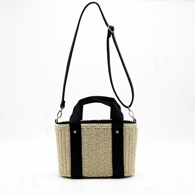 Women Natural Handbag...
