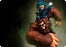 Sasquatch Nunu mouse pad lol pad mouse League laptop mousepad hot sales gaming padmouse gamer of Legends keyboard mouse mats