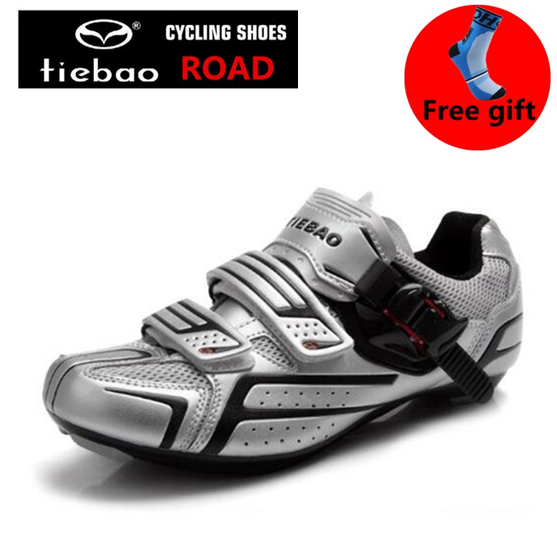 TIEBAO bicycle shoes road zapatillas superstar cycling sneakers men and women cycling shoes china athletic zapatilla new