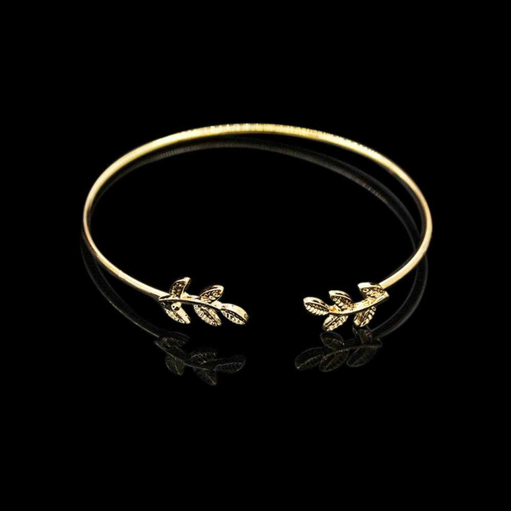 Jewelry Stainless Steel Bracelets For Women Simple gold