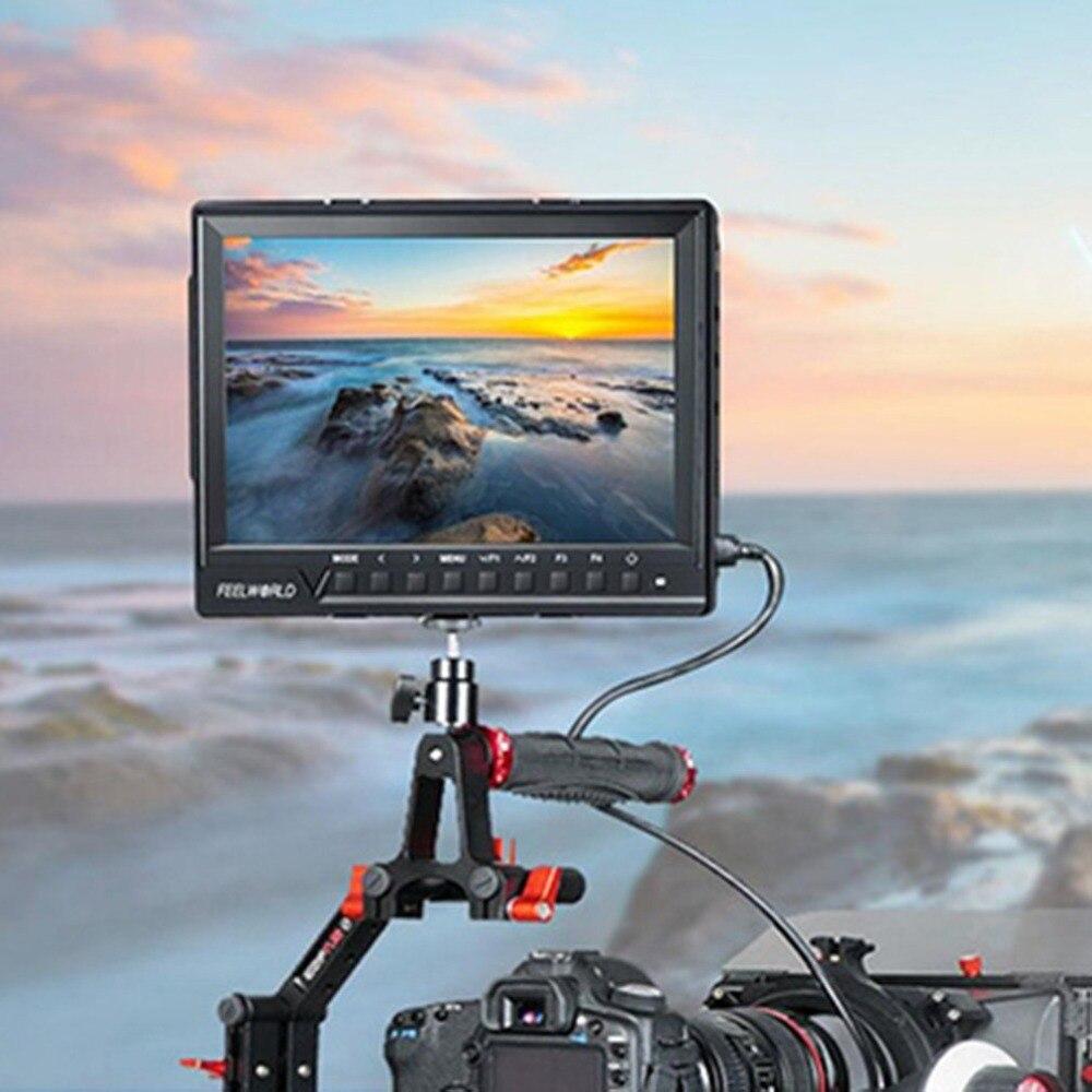 FW 760 1920x1200 P Камера поле монитор 7 дюймов Ultra HD ips Экран FPV монитор с 1 Mini HDMI кабель для BMPCC
