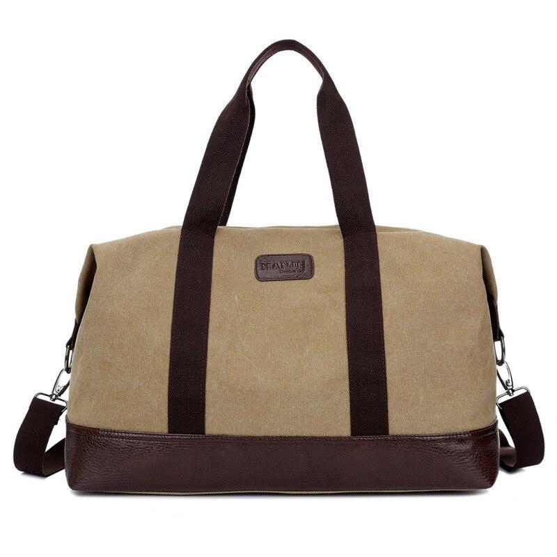 Men Travel Bags Large Capacity Female Women messenger bag Casual Travel Duffle Bags Male Canvas Travel Handbag Folding Trip Bag
