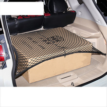 lsrtw2017 nylon car trunk luggage storage net roof for jeep wrangler JK JL 2007-2019 stying