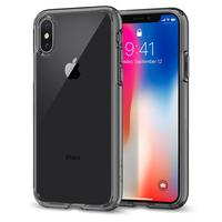 100 Original SGPSPIGEN Ultra Hybrid Case For IPhone X